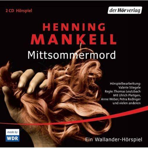 Henning Mankell - Mittsommermord - Preis vom 02.06.2020 05:03:09 h