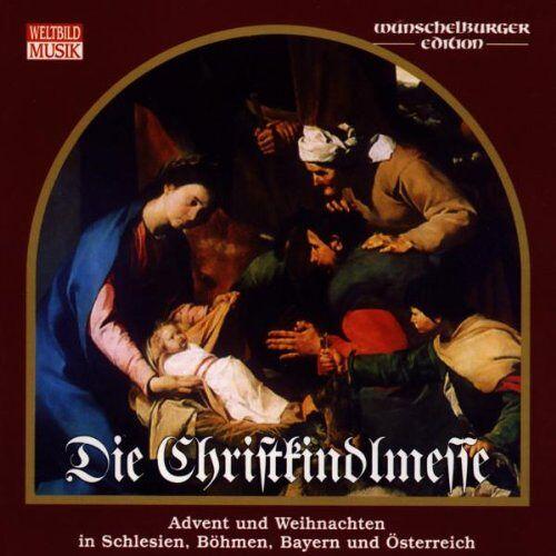 Various - Die Christkindlmesse - Preis vom 20.10.2020 04:55:35 h