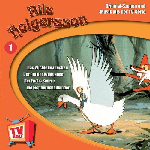 Nils Holgersson - Nils Holgersson,Folge 1 - Preis vom 26.02.2021 06:01:53 h