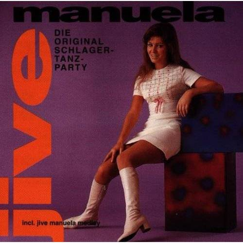 Manuela - Jive Manuela - Preis vom 05.09.2020 04:49:05 h