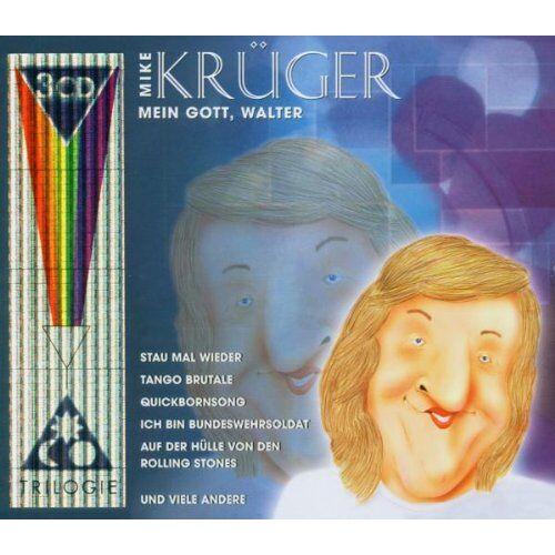 Mike Krüger - Mein Gott,Walter! - Preis vom 05.09.2020 04:49:05 h