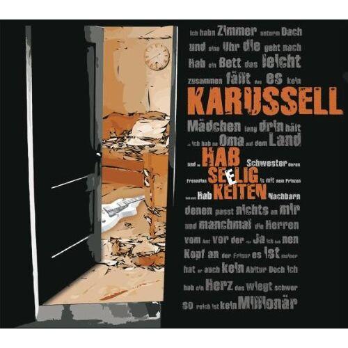 Karussell - Habseeligkeiten (Ep) - Preis vom 15.05.2021 04:43:31 h