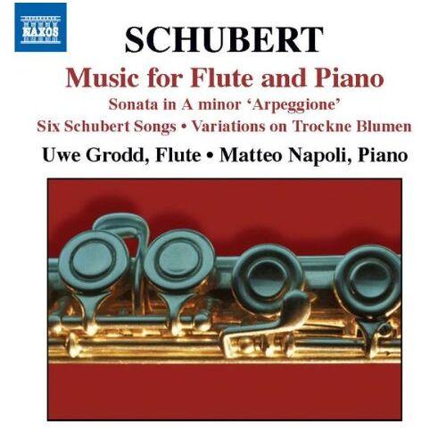 Uwe Grodd - Musik für Flöte und Klavier - Preis vom 06.05.2021 04:54:26 h