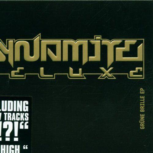 Dynamite Deluxe - Grüne Brille-Ep (Ltd) - Preis vom 17.01.2021 06:05:38 h