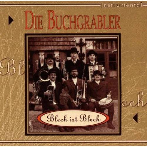 Die Buchgrabler - Blech Ist Blech - Preis vom 20.10.2020 04:55:35 h