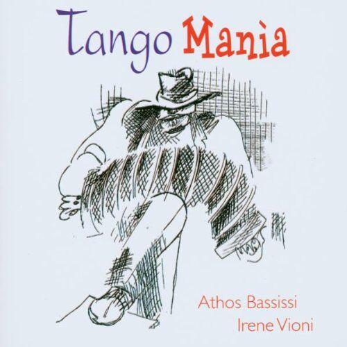 Athos Bassissi - Tangomania - Preis vom 28.05.2020 05:05:42 h