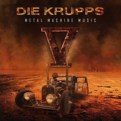 die Krupps - V-Metal Machine Music Deluxe-Box - Preis vom 10.05.2021 04:48:42 h