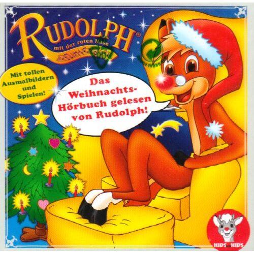 Rudolph mit der Roten Nase - Rudolph,Weihnachts-Hörbuch - Preis vom 12.05.2021 04:50:50 h