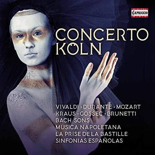 Werner Ehrhardt - Concerto Köln - Preis vom 08.05.2021 04:52:27 h