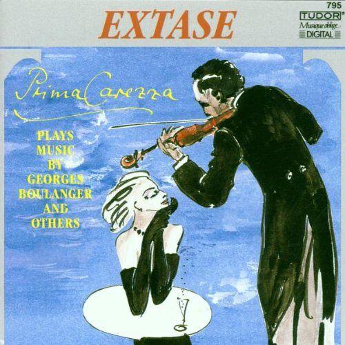 Prima Carezza - Extase (Salonmusik) - Preis vom 05.03.2021 05:56:49 h