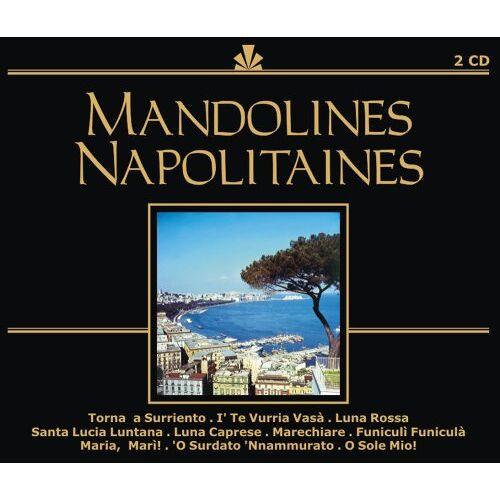 Mandolines Napolitaines - Mandolines Napolitanes - Preis vom 12.04.2021 04:50:28 h