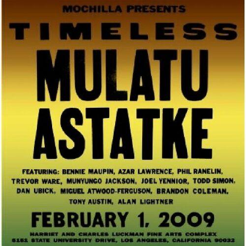 Mulatu Astatke - Mochilla Presents Timeless - Preis vom 06.05.2021 04:54:26 h