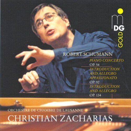 Christian Zacharias - Klavierkonzert Op.54 - Preis vom 20.10.2020 04:55:35 h