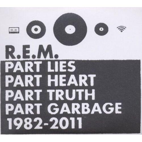 R.E.M. - Best of: Part Lies Part Heart Part Truth Part Garbage 1982-2011 - Preis vom 07.03.2021 06:00:26 h