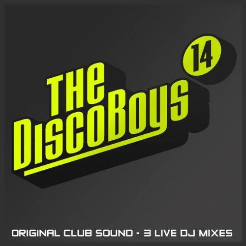 The Disco Boys - The Disco Boys Vol.14 - Preis vom 03.09.2020 04:54:11 h