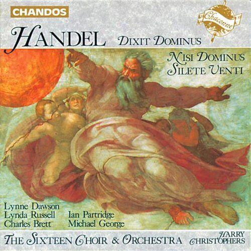 The Sixteen Choir & Orchestra - Dixit Dominus / Sileti Venti - Preis vom 23.02.2021 06:05:19 h
