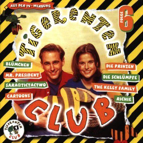 Various - Tigerenten Club 6 - Preis vom 08.05.2021 04:52:27 h