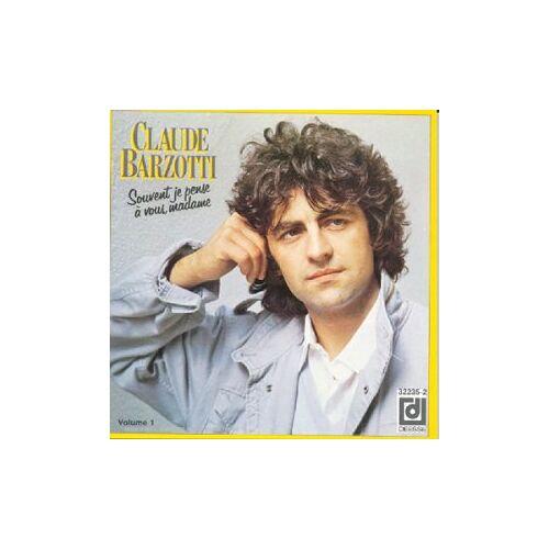 Claude Barzotti - Vol. 1 - Preis vom 07.04.2021 04:49:18 h