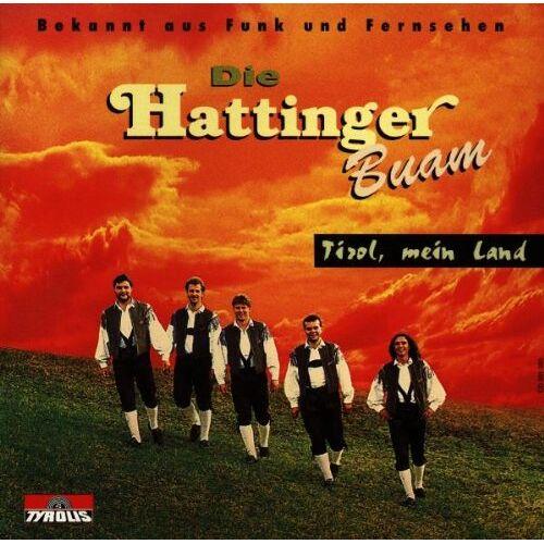Die Hattinger Buam - Tirol,Mein Land - Preis vom 20.10.2020 04:55:35 h