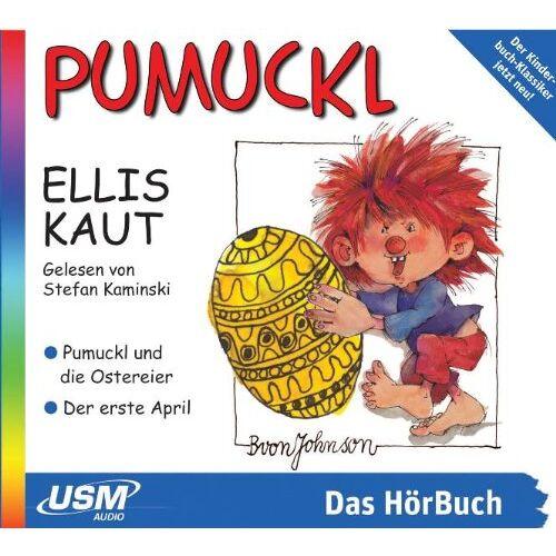 Pumuckl - Pumuckl Folge 3: Pumuckl und die Ostereier / Der erste April (Audio-CD) - Preis vom 21.04.2021 04:48:01 h
