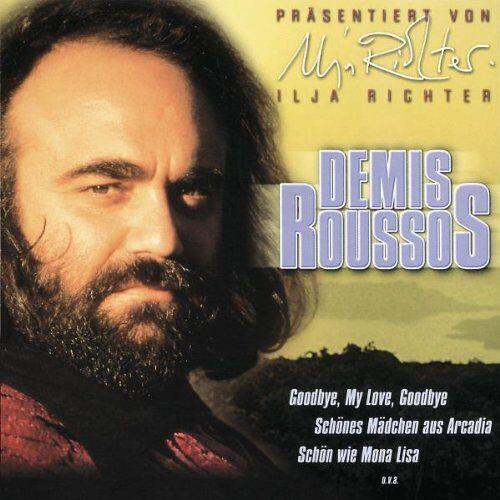Demis Roussos - Goodbye,My Love,Goodbye - Preis vom 18.04.2021 04:52:10 h