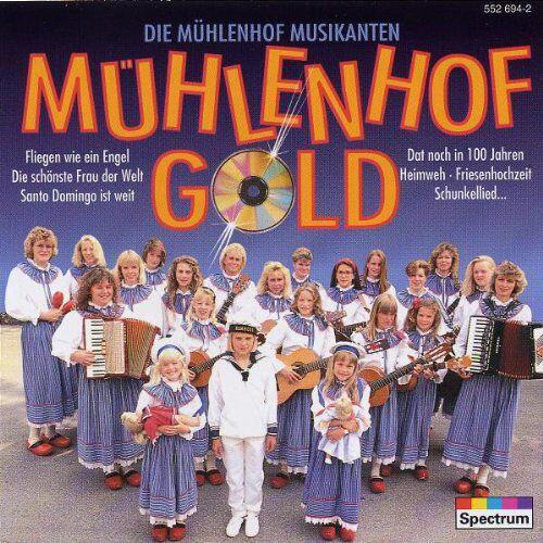 Mühlenhof Musikanten - Mühlenhof Gold - Preis vom 18.10.2020 04:52:00 h