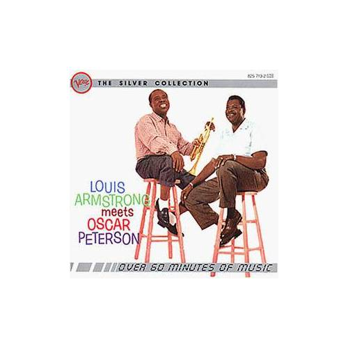 Armstrong - Louis Armstrong Meets Oscar Peterson - Preis vom 14.04.2021 04:53:30 h