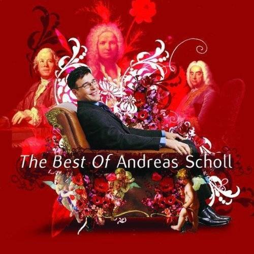Andreas Scholl - Best of Andreas Scholl - Preis vom 21.10.2020 04:49:09 h