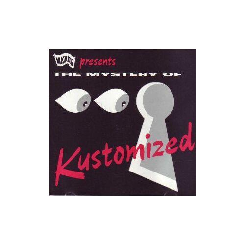 Kustomized - Mystery of Kustomized - Preis vom 16.01.2021 06:04:45 h