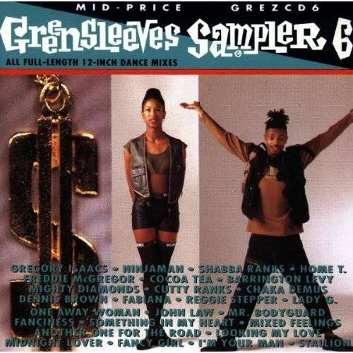 Greensleeves Sampler - Greensleeves Sampler Vol. 6 - Preis vom 18.10.2020 04:52:00 h