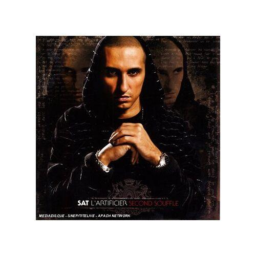 SaT - Second Souffle [Vinyl LP] - Preis vom 04.04.2020 04:53:55 h