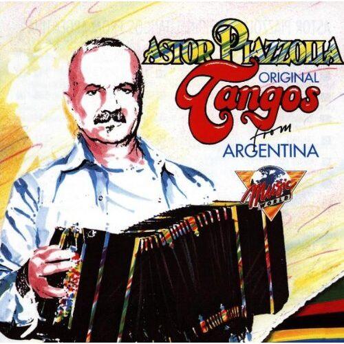 Astor Piazzolla - Original Tangos from Argentia - Preis vom 02.06.2020 05:03:09 h