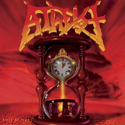 Atheist - Piece of Time (Re-Issue) - Preis vom 28.03.2020 05:56:53 h