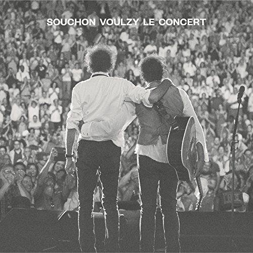 Alain Souchon - Souchon Voulzy le Concert - Preis vom 04.10.2020 04:46:22 h