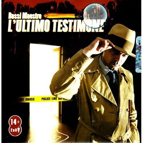 Bassi Maestro - L'ultimo Testimone - Preis vom 20.10.2020 04:55:35 h