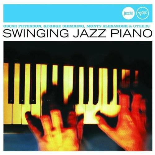 Various - Swinging Jazz Piano (Jazz Club) - Preis vom 25.01.2021 05:57:21 h