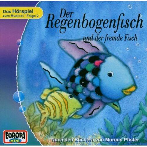 der Regenbogenfisch - Der Regenbogenfisch und der fremde Fisch - Preis vom 25.02.2021 06:08:03 h