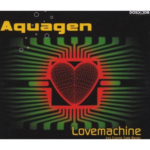 Aquagen - Lovemachine - Preis vom 19.01.2021 06:03:31 h