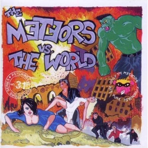 the Meteors - The Meteors Vs the World - Preis vom 20.10.2020 04:55:35 h