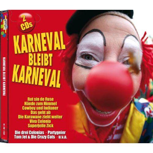 Various - Karneval Bleibt Karneval - Preis vom 10.05.2021 04:48:42 h
