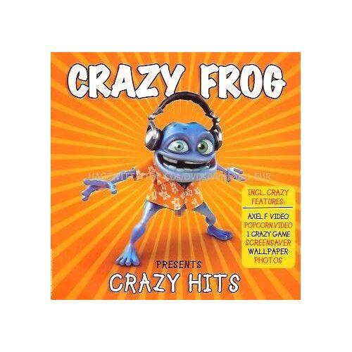 Crazy Frog - Crazy Frog Presents Crazy Hits - Preis vom 14.05.2021 04:51:20 h