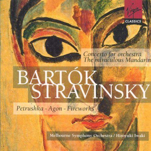 Hiroyuki Iwaki - Iwaki dirigiert Bartok und Strawinsky - Preis vom 19.10.2020 04:51:53 h