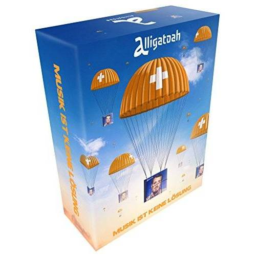 Alligatoah - Musik Ist Keine Lösung (Limitierte Box) - Preis vom 05.09.2020 04:49:05 h