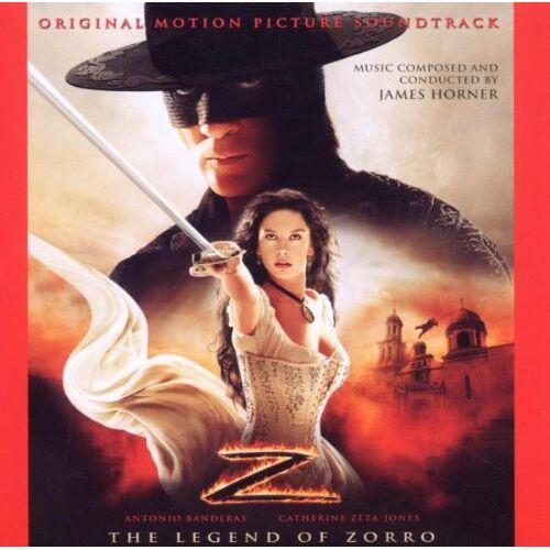 - The Legend of Zorro (Die Legende des Zorro) - Preis vom 20.10.2020 04:55:35 h