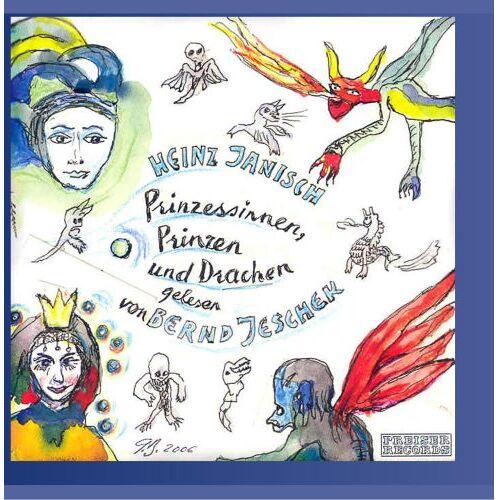 Bernd Jeschek - Prinzessinnen, Prinzen und Drachen - Preis vom 06.04.2020 04:59:29 h