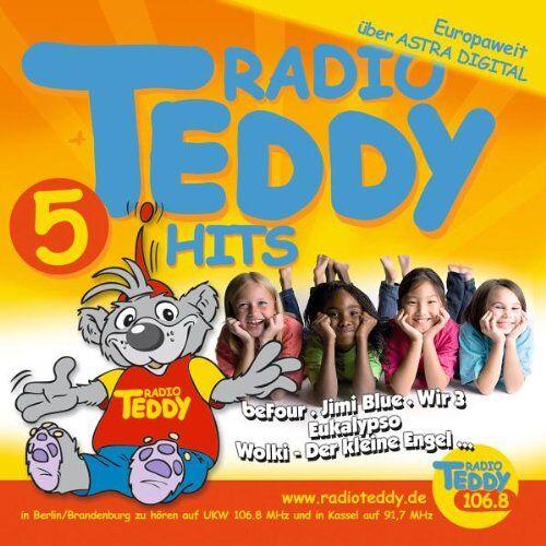 Various - Radio Teddy Hits Vol.5 - Preis vom 03.09.2020 04:54:11 h