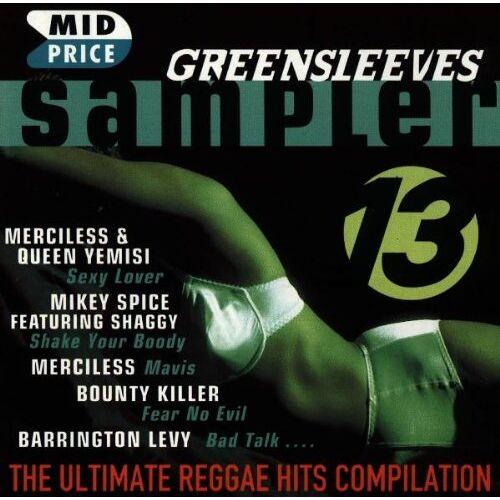 Greensleeves Sampler - Greensleeves Sampler Vol. 13 - Preis vom 24.02.2021 06:00:20 h