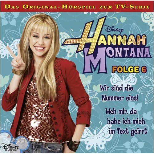 Hannah Montana - Hannah Montana Folge 6 - Preis vom 06.09.2020 04:54:28 h