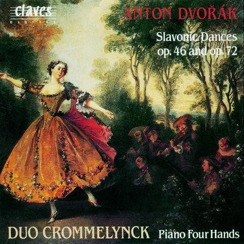 DUO Slawische Tänze Op. 46 und 72 - Preis vom 18.04.2021 04:52:10 h