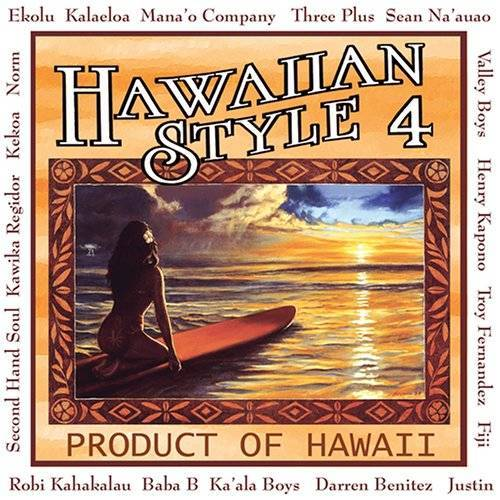 Hawaiian Style - Vol.4-Hawaiian Style - Preis vom 16.04.2021 04:54:32 h